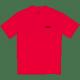 Carhartt - S/s Ringer Oval T Shirt - White/chianti