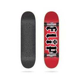 FLIP COMPLETE HKD RED 8.25 X 31.85