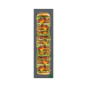 MOB GRIP PLAQUE BIG BURGER 9x33