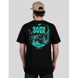 THE DUDES GAME OVER TSHIRT