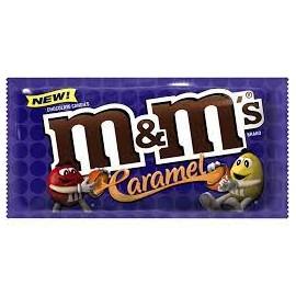 M&M'S CARAMEL 43G