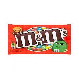M&M'S PEANUTS BUTTER 43G