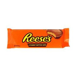 REESE'S 3 PEANUT BUTTER CUP