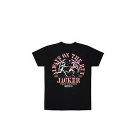 JACKER T-SHIRT GREAT ESCAPE BLACK
