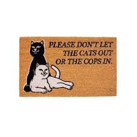 RIPNDIP DONT LET THE COPS IN RUG
