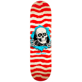 POWELL PERALTA DECK PS RIPPER NATURAL RED 8.5 X 32.08