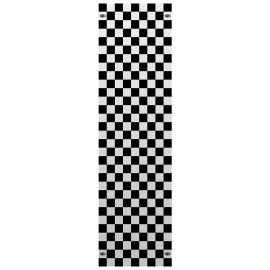 JESSUP GRIP PLAQUE ULTAGRIP CHECKERBOARD WHITE BLACK