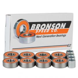 BRONSON SPEED CO ROULEMENTS (JEU DE 8) G2