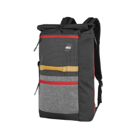 PICTURE S24 BACKPACK A GREY WOOL
