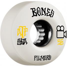 BONES WHEELS (JEU DE 4) ATF 56MM FILMERS 80A