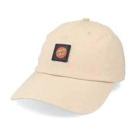 SANTA CRUZ CAP CLASSIC LABEL SAND