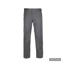 DICKIES SLIM/STRAIGHT WORK PANT FLEX PANT CHARCOAL GREY L32