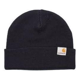 CARHARTT STRATUS HAT LOW ACRYLIC BLACK