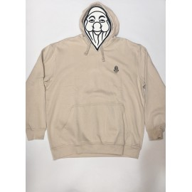 PISOLO BASIC HOODY 815 LIGHT KHAKI