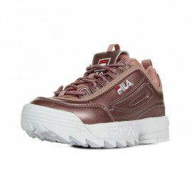 Fila Disruptor satin low