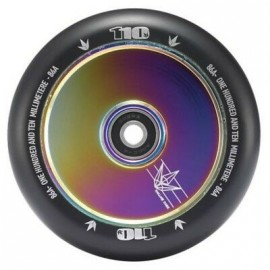 BLUNT WHEEL 120mm HOLLOW OIL SLICK