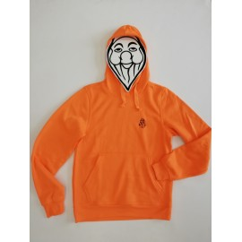 PISOLO BASIC HOODY 170 VISIBILITY ORANGE