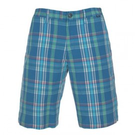VOLCOM RUSHY PLAID SHORT