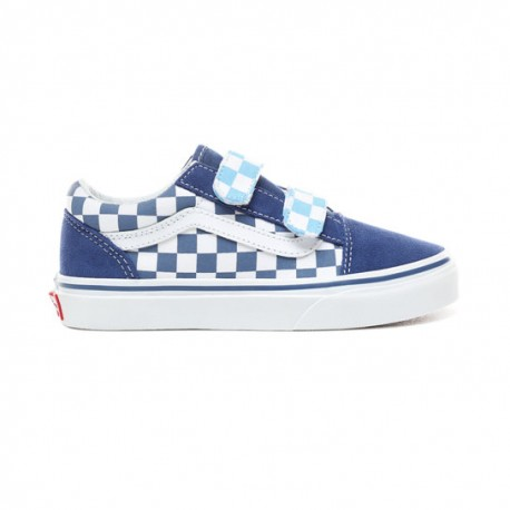 basket vans carreau