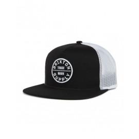 OATH III MESH CAP BLACK O/S