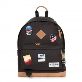 EASTPAK WYOMING INTRO PATCH BLACK