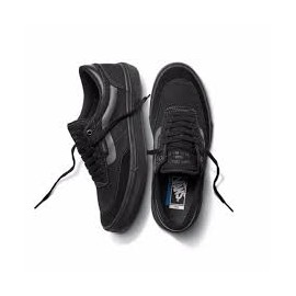 VANS GILBERT CROCKETT 2 PRO (SUEDE) BLACKOUT