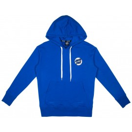SANTA CRUZ HOOD MISSING DOT HOOD COBALT