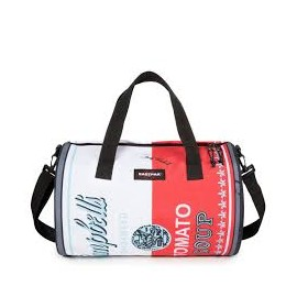 EASTPAK DUFFEL CAN 50x TOMATO PLACED