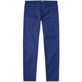 CARHARTT SID PANT METRO BLUE