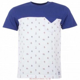 PICTURE ATOMIQ T-SHIRT (DARK BLUE)