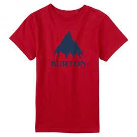 BURTON CLASSIC MOUNTAIN RED