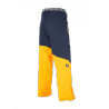 PICTURE ALPIN PANTS SNOW (ADARK BLUE YELLOW)