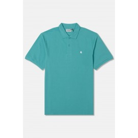 CARHARTT MADISON POLO SOFT TEAL