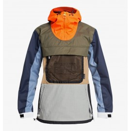 DC SHOES VESTE SNOW ASAP ANORAK