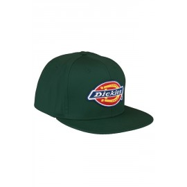 DICKIES MULDOON 5 PANEL CAP FOREST