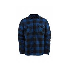 DICKIES LANSDALE RELAXED FIT OVERSHIRT BLUE