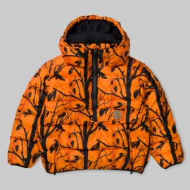 CARHARTT JONES PULLOVER (ORANGE)