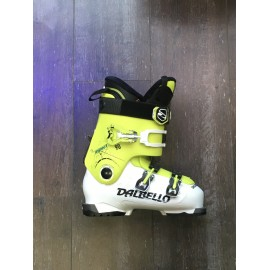 DALBELLO SKIBOOTS ASPECT 90 MS WHITE/ACID GREEN