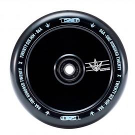 BLUNT WHEEL 120MM HOLLOW CORE BLACK