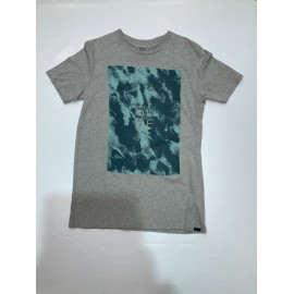GLOBE ACID TSHIRT GREY MALE