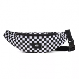VANS MINI WARD CROSS BODY BLACK/WHITE CHECK