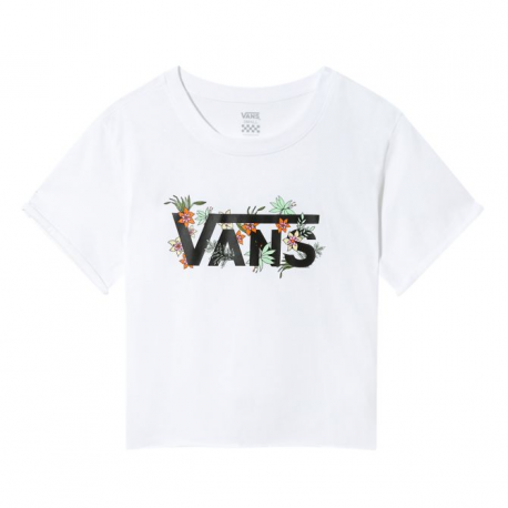 Vans Greenhouse T Shirt Femme: : Vêtements et