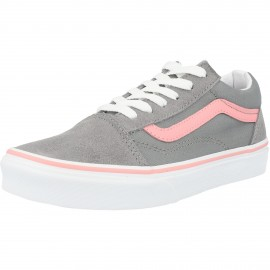 VANS OLD SKOOL FROST GRY/PINK ICING