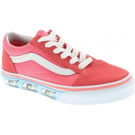 VANS OLD SKOOL UNICORN STRAWBERRY PINK