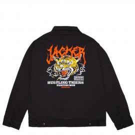 JACKER TIGERS MOB WORK JACKET