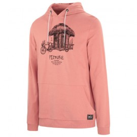 PICTURE WINTON HOODIE RUSTY PINK