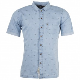 PICTURE MCMANATEE SHIRT BLUE