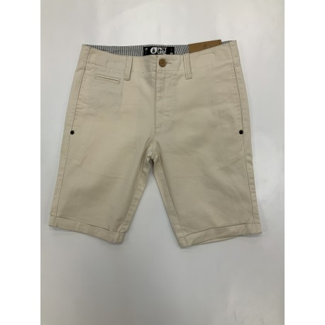 PICTURE WISE SHORT BEIGE