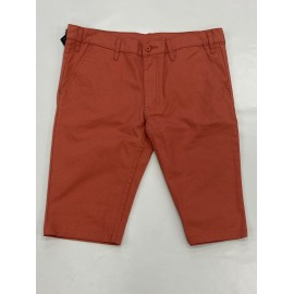 CHEAP MONDAY SHORT CHINO RED