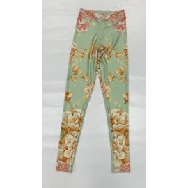 LEGGINS FLOWER ALOHA FROM DEER